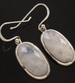 Wholesale rainbow moonstone earrings australia.